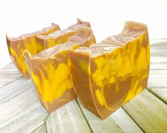 lavender soap, vegan soap, lemon soap, handmade soap, organic soap bar, lavender essential oil, essential oil soap, artisan soap