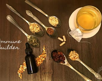 Immune Builder, Knight Holistic Tincture