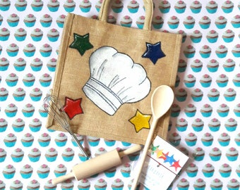 Star baker jute bag
