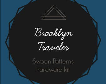 Brooklyn Traveler - Swoon Hardware Kit