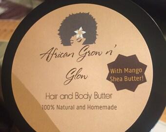 Mango shea butter