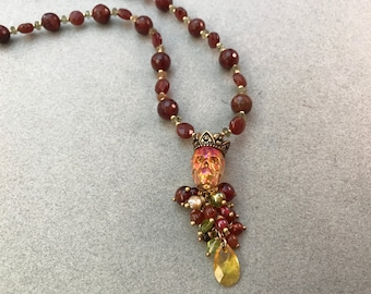 Creative heART Challenge: Monarch of Love Necklace