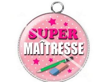 For mistress a36 cabochon pendant