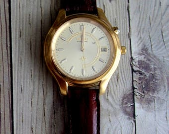 Vintage Seiko Kinetic Wrist Watch by avintageobsession on etsy...FREE USA Shipping