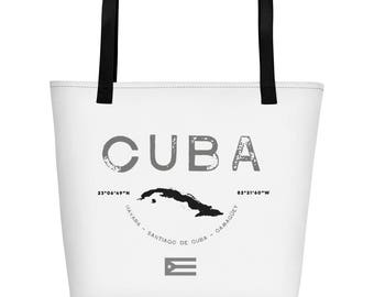 Cuba Beach Bag