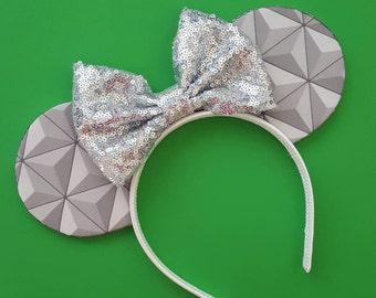 Spaceship Mouse Ears