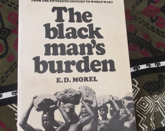2 Social Movement Books: The Black Man's Burden and The Education of Black People