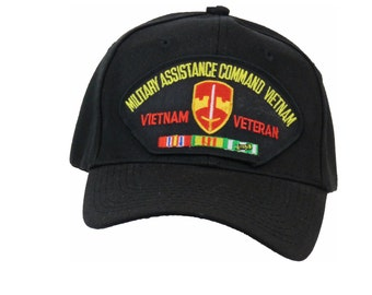 Military Assistance Command Vietnam cap