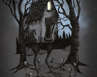 The House of Baba Yaga - Legends and Folktales Series