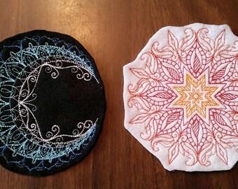 Mendhika,Sun,Moon patch,mendi