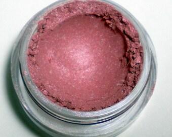 Vintage Rose EyeShadow - Mineral Eye Shadow Lustrous, Warm Shade