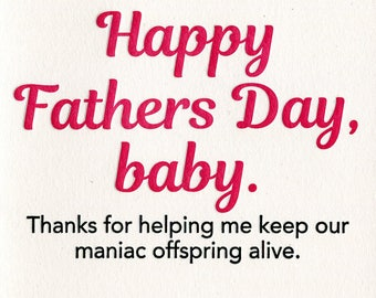 Maniac Offspring Father's Day