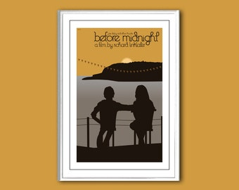 Before Midnight movie poster in various sizes