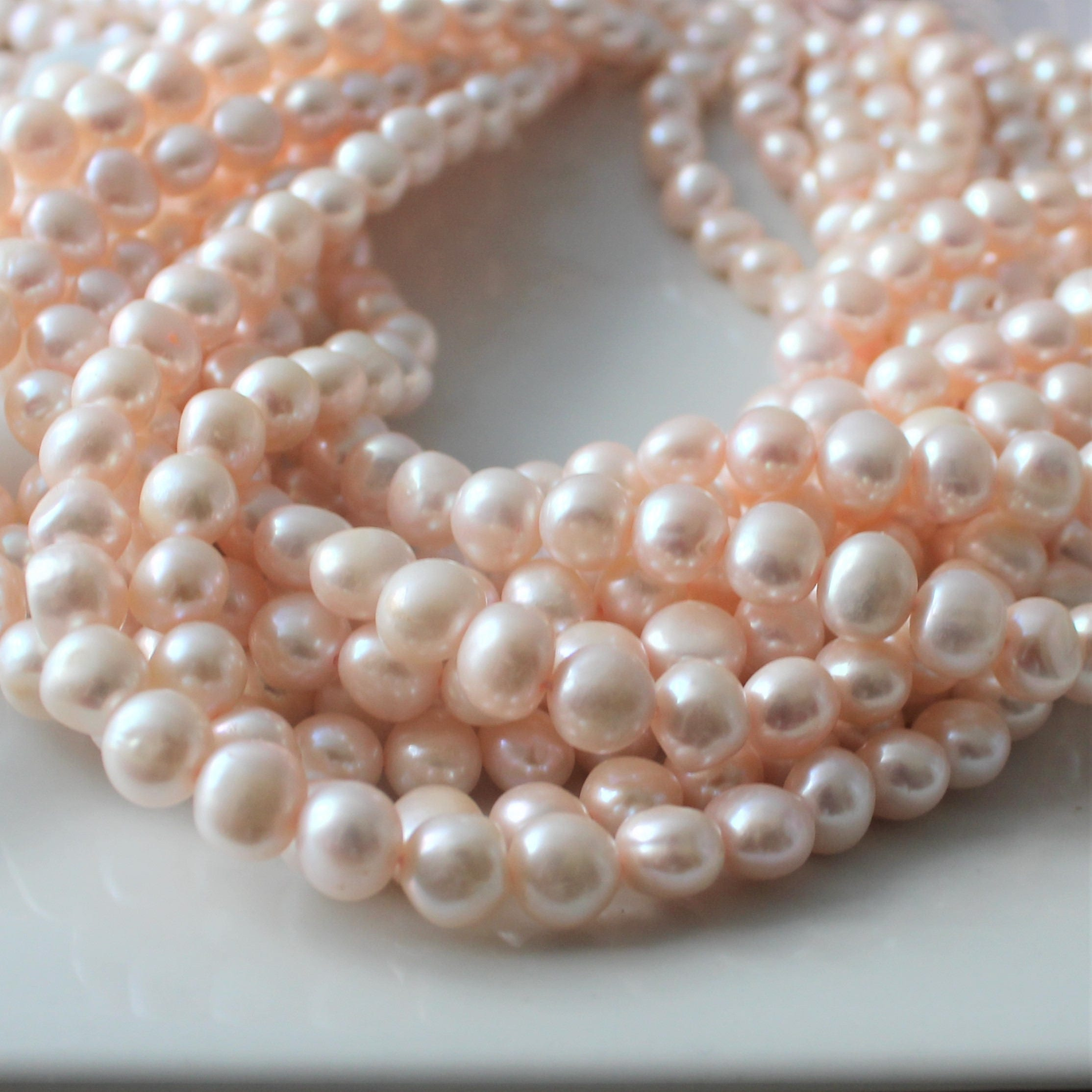jewellery real two row search natural pearl images pearls lot a necklace