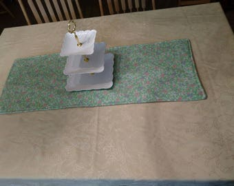 Table Runner, Heat Resistant, Table Décor, Spring, Summer, Table Protector, Hot Pad, Hostess Gift, Housewarming Gift