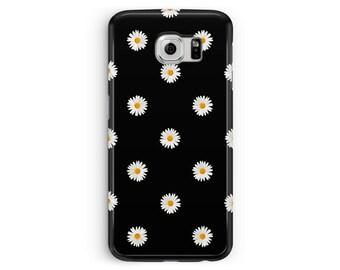 Floral Phone Case, DAISY Samsung Case, Floral samsung case, Galaxy S5 Cover, Daisy S5 Case, Pretty Samsung S5 Case, Girls Samsung Case