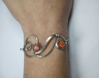 Bracelet with Carnelian