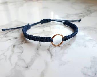 Custom Macrame Bracelet, Karma Bracelet, Everyday Bracelet, Friendship Bracelets, Knotted Bracelet, Best Friend Bracelet, Layering Bracelet