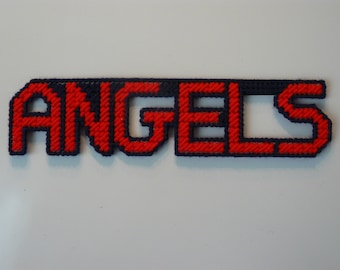 Angels in Handmade, Needlepoint Magnets