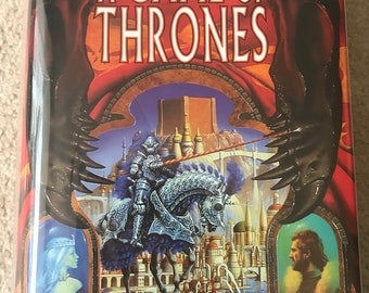 A Game of Thrones - SIGNED George R R Martin - 1st First Edition Voyager