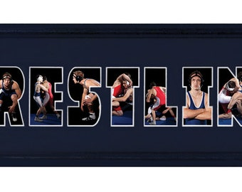WRESTLING MAT  Custom Photo mat only