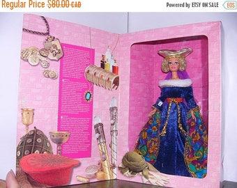 ON SALE Vintage Barbie 'Medieval Lady'