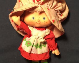 Original Strawberry Shortcake Doll from 1979