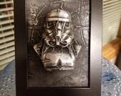 Stormtrooper In Carbonite...