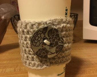 Crochet Drink Cozy