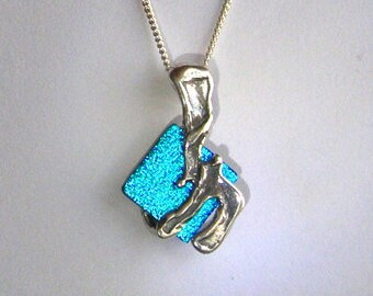 "Jewish Chai, Judaica, Jewish Jewelry, Chai jewish, Judaica silver ""Chai"" necklace .Free ship"