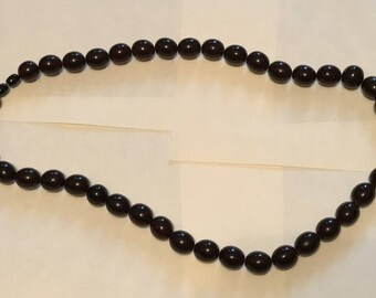 Beads amber USSR