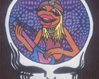 Janice Steal Your Face Patch