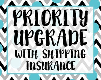 Priority Mail with Insurance