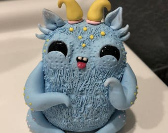 Cute Blue Monster!
