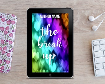 Premade eBook Cover -  The Break up