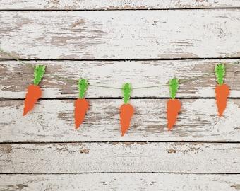 Banner, Easter banner, spring banner, carrot banner, carrots, bunny banner, Easter, spring, bunny