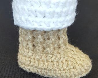 Crochet baby boots, tall baby boots, baby winter boots, baby shoes, baby boy boots, baby girl boots, baby booties, handmade, crochet