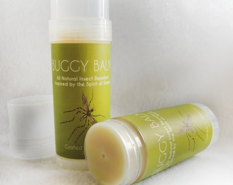 Buggy Balm Insect Repellent