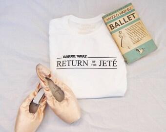 Kids dance tshirt - kids dance tee - kids ballet shirt - kids ballet outfit - girls ballet tshirt - boys ballet tshirt - Barre tshirt
