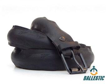 Bicycle Tire Belt, black buckle