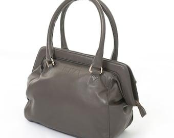 SALE The Margarita - sheepskin day bag