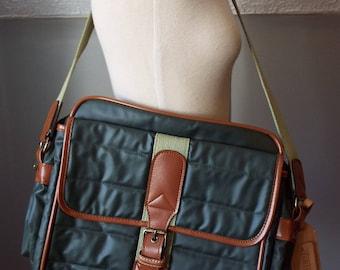 Vintage Green Bag by Diane Von Furstenberg