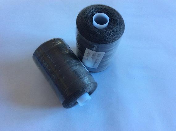 Sewing thread, 1000yds or 915m, dark grey no171