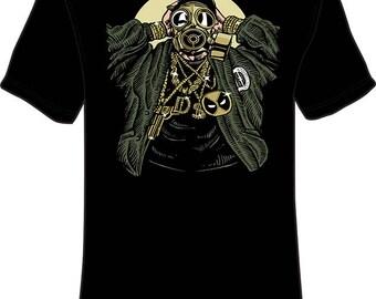 Hip Hop Mask T-Shirt