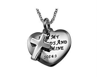 "Sweetheart Necklace ""Beloved"""