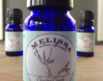 Melissa - Lemon Balm Essential Oil