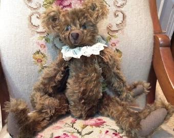 Frederick Bear artist bear ooak