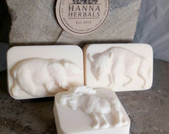 Hunters Dirt Soap - scent masking soap - smell like dirt soap - soap for hunters
