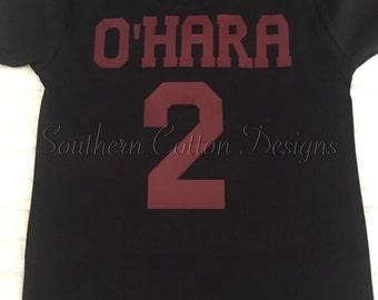 Youth Troy University Shirt customized