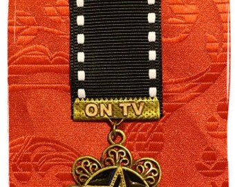"""The """"As Seen On TV"""" Medal"""